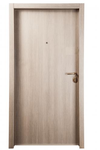 Блиндирана врата с основно механично и допълнително скрито заключване iPS 1.0