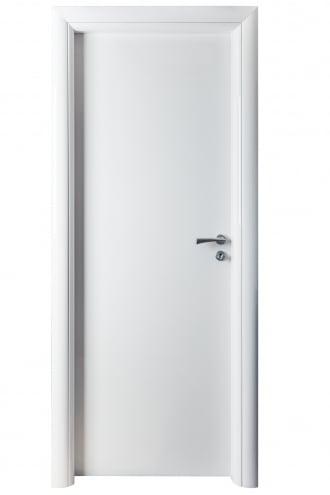 Интериорна врата Art line Супергланц бяло