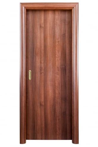 Интериорна врата Art line плъзгаща с дървесен декор Noce Sofia