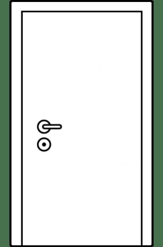 Интериорни врати S Line Basic