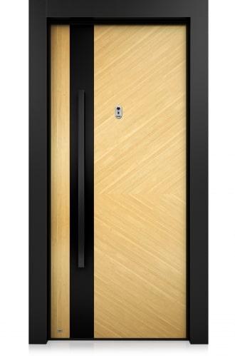 Блиндирана врата със скрити панти MySolid ННi