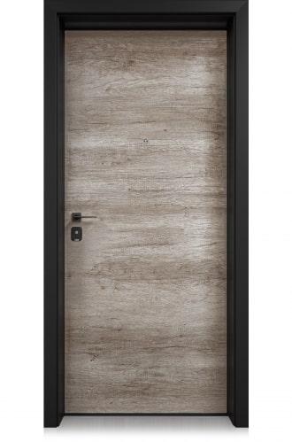 Блиндирана врата само с механично заключване mDoor 2.0